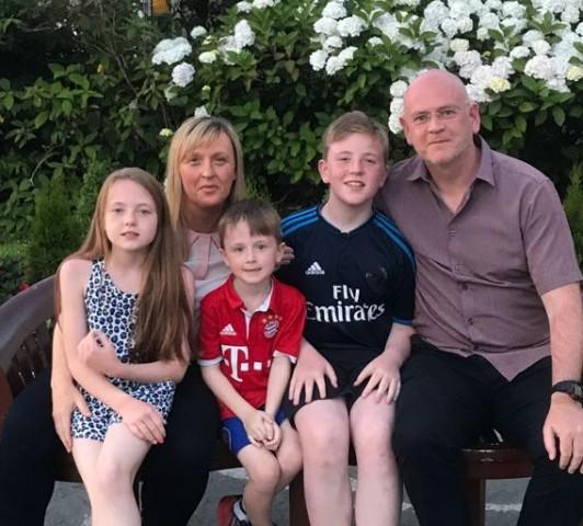 my family vispa photo