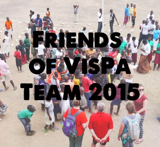 Friends of VisPa Team 2015