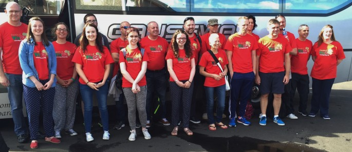 Mission team 2015