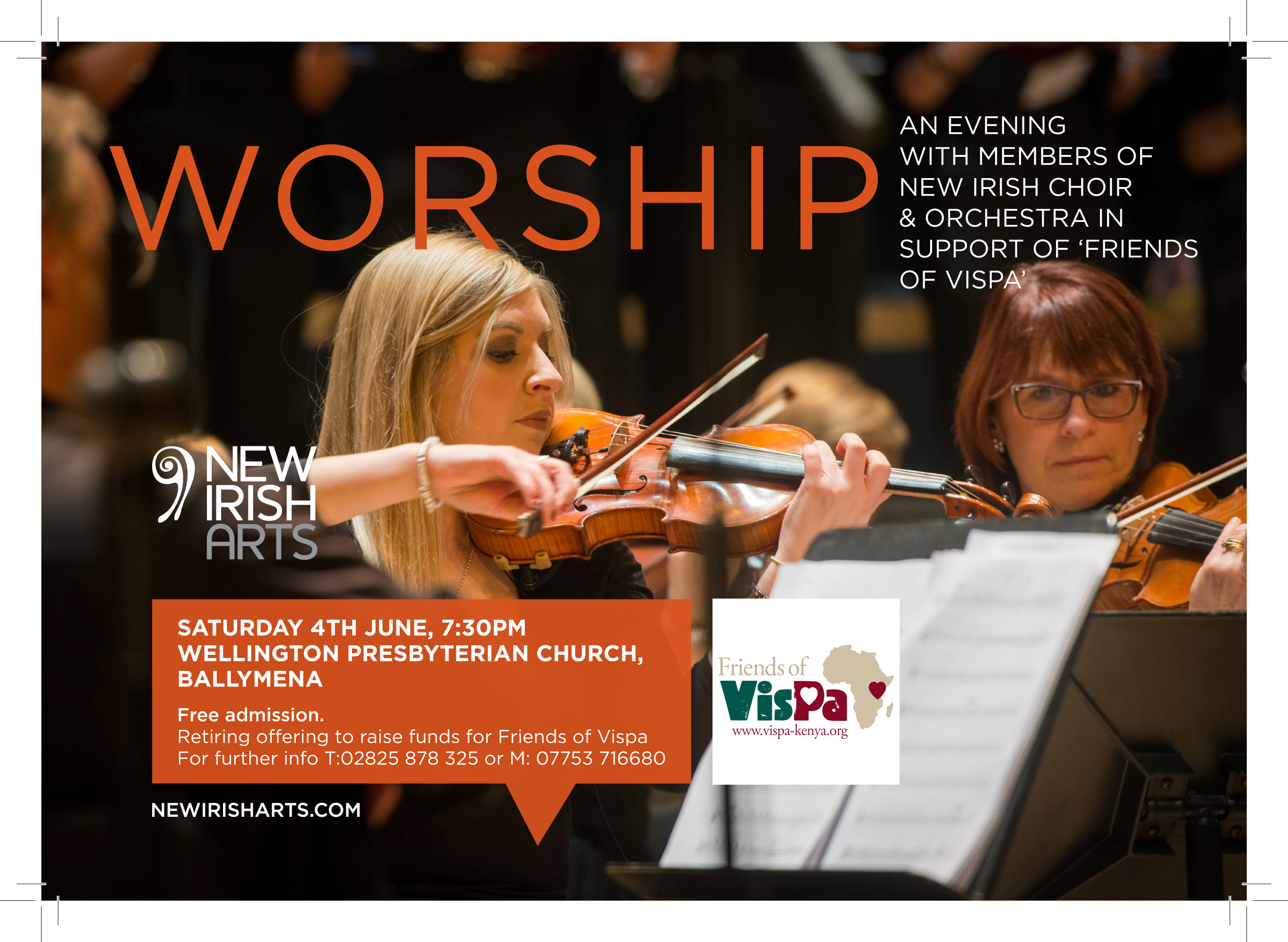 NEW IRISH VISPA FLYER